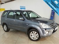 USED 2006 06 HONDA CR-V 2.2 I-CTDI EXECUTIVE 5d 138 BHP