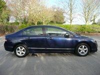 2008 HONDA CIVIC 1.3 IMA ES 4d 115 BHP £4995.00