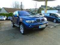 USED 2005 03 BMW X5 3.0 D SPORT EDITION 5d AUTO 215 BHP