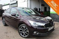 USED 2016 66 DS DS 4 1.6 BLUEHDI PRESTIGE S/S 5d 120 BHP VIEW AND RESERVE ONLINE OR CALL 01527-853940 FOR MORE INFO.