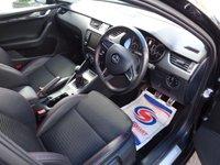 USED 2015 15 SKODA OCTAVIA 2.0 VRS TDI CR 5d 181 BHP