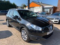 2013 NISSAN QASHQAI+2 1.6 TEKNA IS PLUS 2 DCIS/S 5d 130 BHP