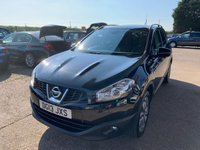 USED 2013 13 NISSAN QASHQAI+2 1.6 TEKNA IS PLUS 2 DCIS/S 5d 130 BHP