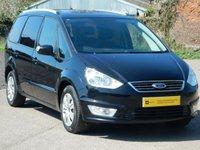 2014 FORD GALAXY 2.0 ZETEC TDCI 5d AUTO 138 BHP £3995.00