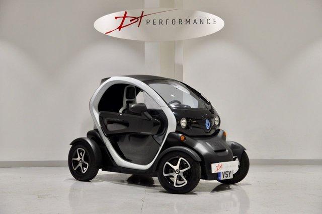 2012 12 RENAULT TWIZY 0.0 TECHNIC 2d AUTO 17 BHP