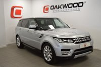 USED 2015 65 LAND ROVER RANGE ROVER SPORT 3.0 SDV6 HSE 5d AUTO 306 BHP ONLY 17,000 MILES + LAND ROVER WARRANTY + STUNNING EXAMPLE