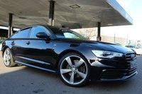 2014 AUDI A6 2.0 TDI ULTRA BLACK EDITION 4d 188 BHP £16500.00