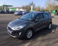 USED 2018 18 FORD FIESTA 1.1 ZETEC NEW MODEL THIS VEHICLE IS AT SITE 1 - TO VIEW CALL US ON 01903 892224