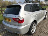 USED 2004 04 BMW X3 3.0 SPORT 5d AUTO 228 BHP
