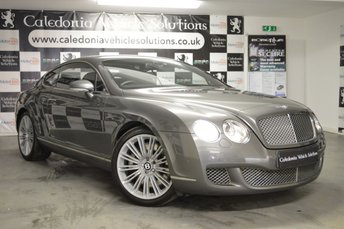 2008 BENTLEY CONTINENTAL 6.0 GT SPEED 2d AUTO 603 BHP £39995.00