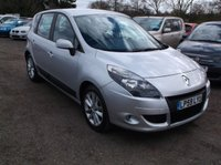 USED 2010 59 RENAULT SCENIC 1.5 I-MUSIC DCI 5d 105 BHP ****Great Value economical reliable family car****
