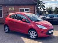 USED 2014 64 FORD KA 1.2 EDGE 3d 69 BHP £30 per year tax!