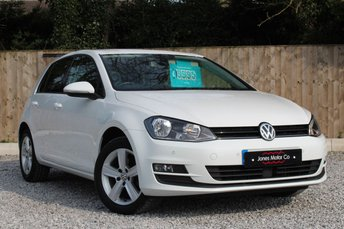 2015 VOLKSWAGEN GOLF 1.6 MATCH TDI BLUEMOTION TECHNOLOGY 5d 103 BHP £9995.00