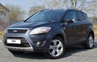 2009 FORD KUGA 2.0 TITANIUM TDCI 2WD 5d 134 BHP £5990.00