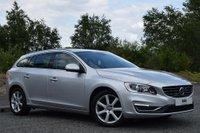 2015 VOLVO V60 2.0 D4 SE LUX NAV 5d 188 BHP £11990.00
