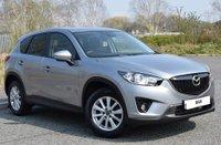 2013 MAZDA CX-5 2.2 D SE-L NAV 5d 148 BHP £9990.00