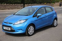 USED 2009 FORD FIESTA 1.2 STYLE PLUS 5d 81 BHP Finance Options Available - Good Credit / Bad Credit
