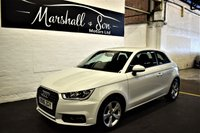 USED 2016 16 AUDI A1 1.0 TFSI SPORT 3d 93 BHP LOVELY CONDITION THROUGHOUT - ONLY 18K - JUST BEEN SERVICED