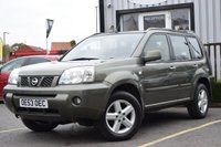 USED 2003 53 NISSAN X-TRAIL 2.2 SPORT DCI 5d 135 BHP SUPERB EXAMPLE