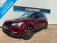 USED 2015 15 LAND ROVER RANGE ROVER SPORT 3.0 SDV6 HSE DYNAMIC 5d AUTO 306 BHP