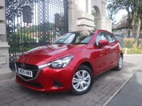 "USED 2015 15 MAZDA 2 1.5 SE 5d 74 BHP ****FINANCE ARRANGED****PART EXCHANGE WELCOME***£20TAX*USB*AUX*A/C*STOP/START*15"" WHEELS*17,000 MILES"