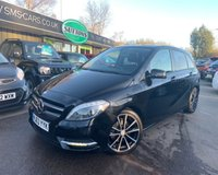 2013 MERCEDES-BENZ B-CLASS 1.5 B180 CDI BLUEEFFICIENCY SPORT 5d 109 BHP £8989.00