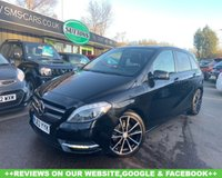 USED 2013 63 MERCEDES-BENZ B-CLASS 1.5 B180 CDI BLUEEFFICIENCY SPORT 5d 109 BHP