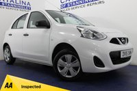 USED 2015 15 NISSAN MICRA 1.2 VISIA 5d 79 BHP RECENT PART EXCHANGE VEHICLE - SUPER VALUE - 5 DOOR - PREVIOUSLY SUPPLIED BY US