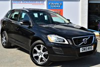 USED 2013 13 VOLVO XC60 2.4 D4 SE LUX NAV AWD 5d Family 4x4 SUV AUTO with Full Service History Great High Spec inc Sat Nav Leather Seats Rear Parking Sensors Cruise Control and much more **LOW MILEAGE FOR AGE**