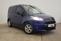 2016 FORD TRANSIT CONNECT 1.5 200 LIMITED P/V 118 BHP £11990.00