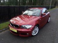 2010 BMW 1 SERIES 2.0 118D M SPORT 2d 141 BHP £7488.00