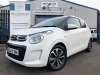 2016 CITROEN C1 1.0 FLAIR S/S 3d 68 BHP £5295.00