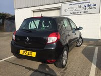 USED 2012 RENAULT CLIO 1.2 16v I-MUSIC 5d