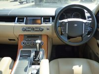 USED 2009 59 LAND ROVER RANGE ROVER SPORT 3.0 TDV6 SE 5d AUTO 245 BHP