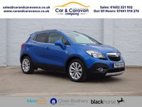 USED 2014 64 VAUXHALL MOKKA 1.6 SE S/S 5d 113 BHP Full Service History Huge Spec Buy Now, Pay Later Finance!