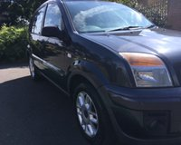 USED 2007 57 FORD FUSION 1.6 ZETEC CLIMATE 5d 100 BHP