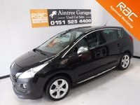 USED 2011 11 PEUGEOT 3008 2.0 HDI EXCLUSIVE 5d 150 BHP