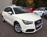 USED 2011 61 AUDI A1 1.2 TFSI SE 3d 84 BHP STUNNING EXAMPLE THROUGHOUT WITH A  SERVICE HISTORY