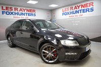 USED 2014 64 SKODA OCTAVIA 2.0 VRS TDI CR 5d 181 BHP Sat Nav, Heated seats, Cruise control, Bluetooth, DAB Radio