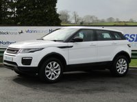 USED 2016 LAND ROVER RANGE ROVER EVOQUE 2.0 TD4 SE TECH 5d 177 BHP