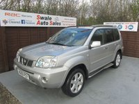 USED 2006 55 NISSAN X-TRAIL 2.5 COLUMBIA 5d 163 BHP FINANCE AVAILABLE FROM £32 PER WEEK OVER TWO YEARS - SEE FINANCE LINK FOR DETAILS