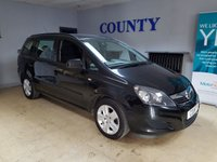 USED 2013 13 VAUXHALL ZAFIRA 1.8 EXCLUSIV 5d 138 BHP * TWO OWNERS WITH HISTORY *