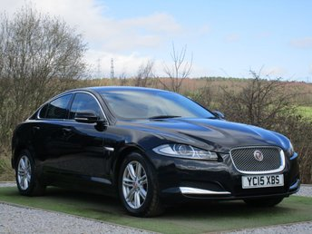 2015 JAGUAR XF 2.2 D LUXURY 4d AUTO 163 BHP £10990.00