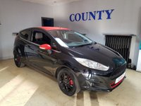 USED 2015 65 FORD FIESTA 1.2 ZETEC 3d 81 BHP * ONE OWNER * LONG MOT *