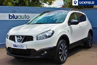 USED 2013 63 NISSAN QASHQAI 1.5 DCI 360 5d 110 BHP Full Nissan Service History with 2 Private Owners; Panoramic Sun-Roof, Satellite Navigation, 360° Parking Cameras, Cruise & Dual Climate Control, Part Leather Interior...