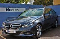 2013 MERCEDES-BENZ E-CLASS 2.1 E220 CDI SE 5d AUTO 168 BHP £14930.00
