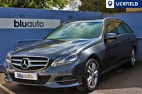 USED 2013 63 MERCEDES-BENZ E-CLASS 2.1 E220 CDI SE 5d AUTO 168 BHP Low Mileage, Two Private Owners, Tenorite Grey Metallic, Black Leather, Navigation, Bluetooth, DAB, Cruise & Dual Climate....