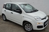 2017 FIAT PANDA 1.2 POP 5d WHITE 69 BHP FIAT WARRANTY TILL SEPTEMBER 2020 £5680.00