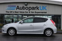 USED 2010 10 HYUNDAI I30 1.4 EDITION 5d 108 BHP LOW DEPOSIT OR NO DEPOSIT FINANCE AVAILABLE