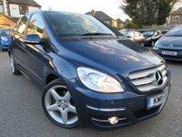 2011 MERCEDES-BENZ B-CLASS 2.0 B200 CDI SPORT 5d AUTO 140 BHP £6400.00